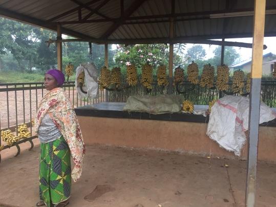 Locak Village Market in Rwanda