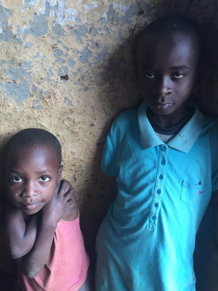 Local Children in Musha, Rwanda