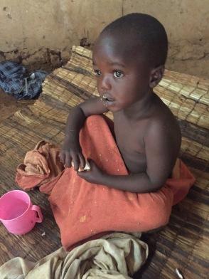 Child living near the school