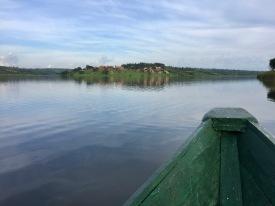 Beautiful Lake Muhazi near ETSK school