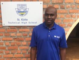Theogene Hategekimana  ETSK School Manager