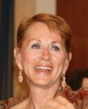Sue Sawyer - ETSK Board Member
