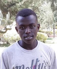 Bizumuremyi Valens ETSk Student